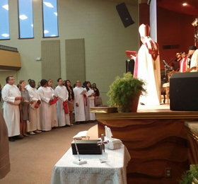 Ordination - El Paso